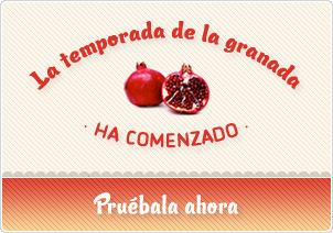 Venta de granadas de elche por internet. Comprar granadas y frutas online